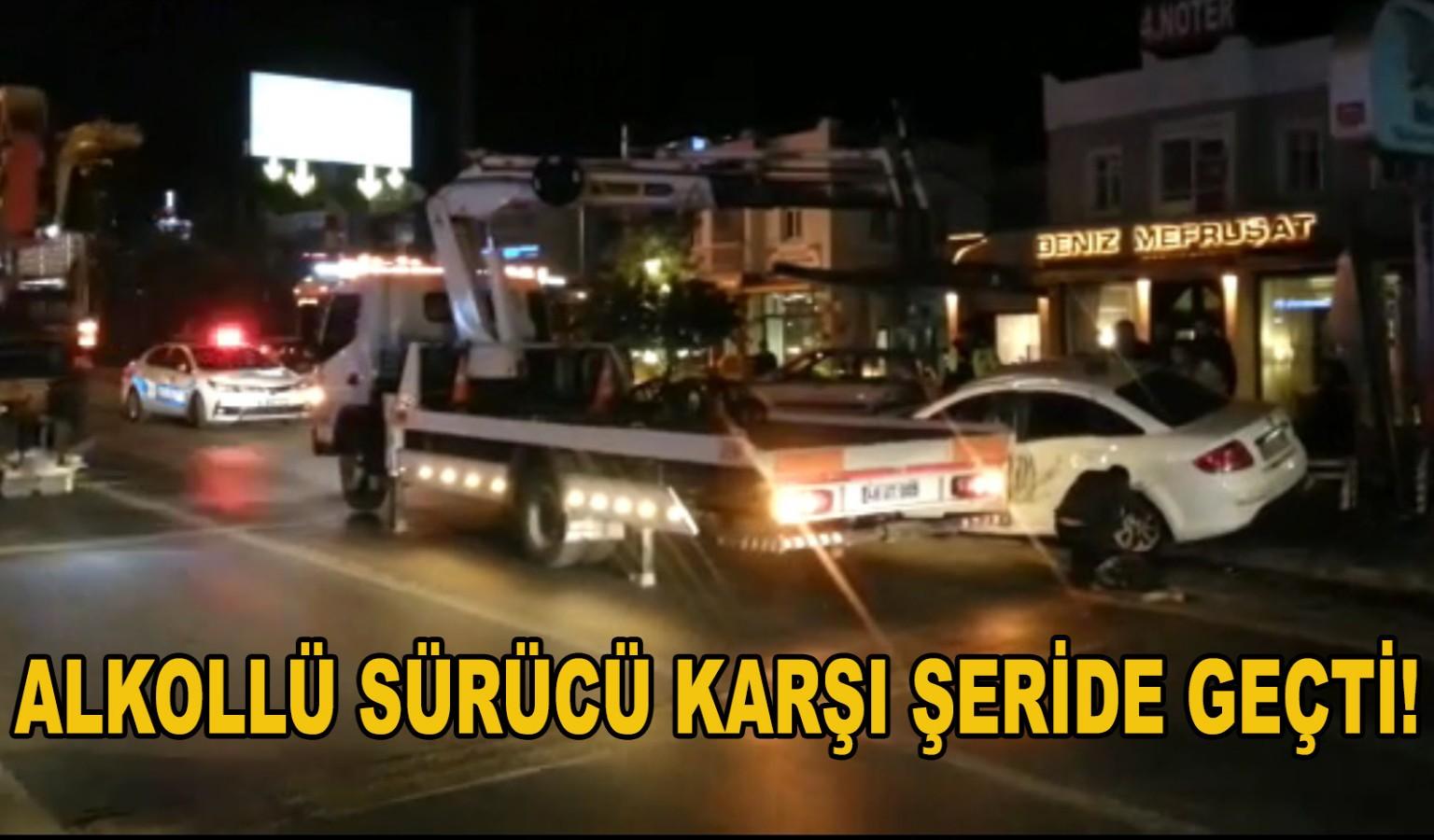 ORTALIĞI SAVAŞ ALANINA ÇEVİRDİ!..