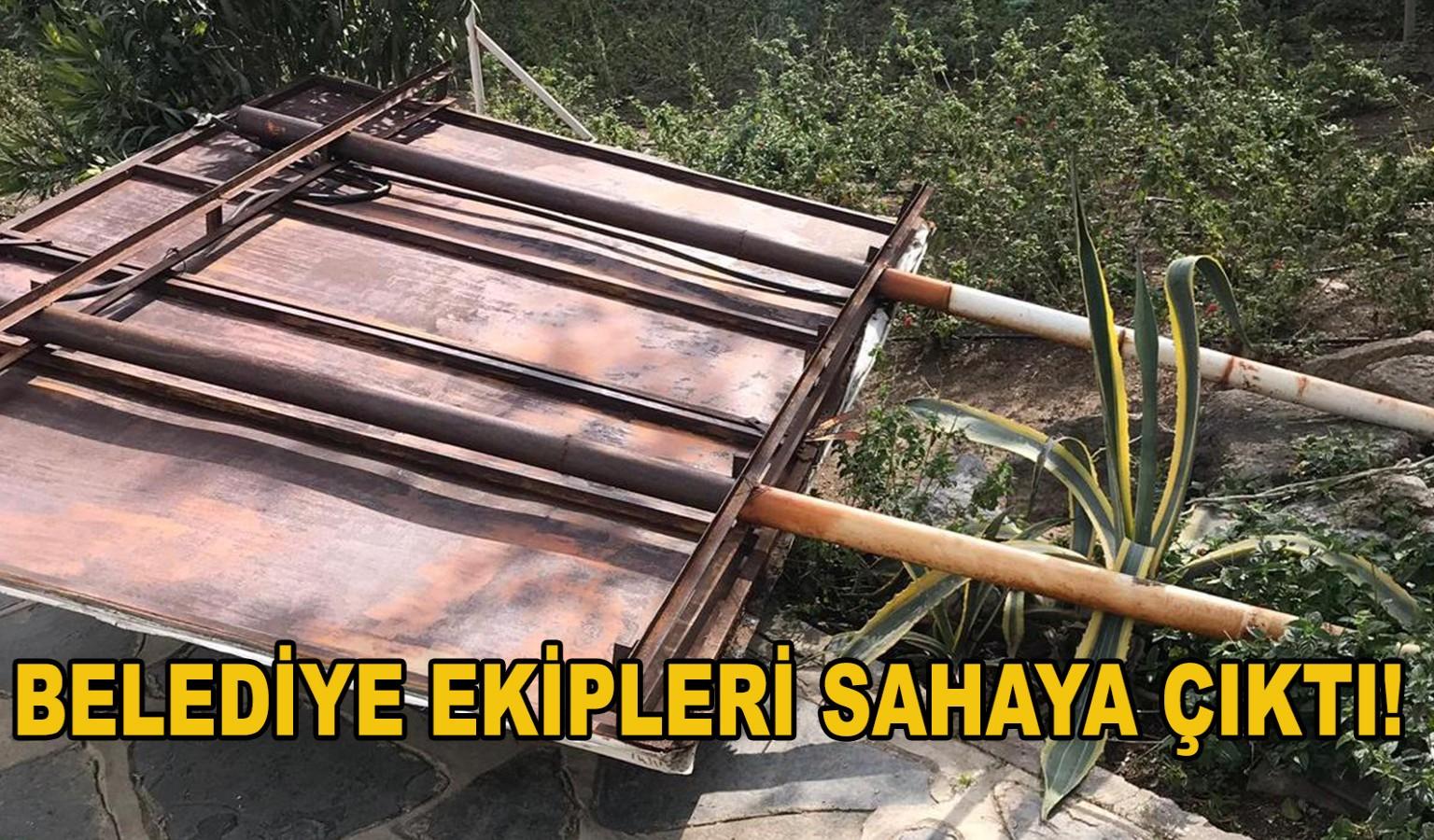 BELEDİYEDEN ARDI ARDINA GÜZEL HAMLELER!..