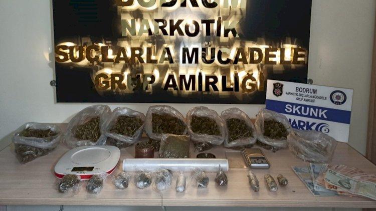 Villaya Uyuşturucu Baskını!..