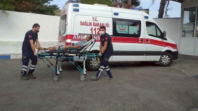 2 Ayrı Kazada, 2 Kişi Yaralandı!