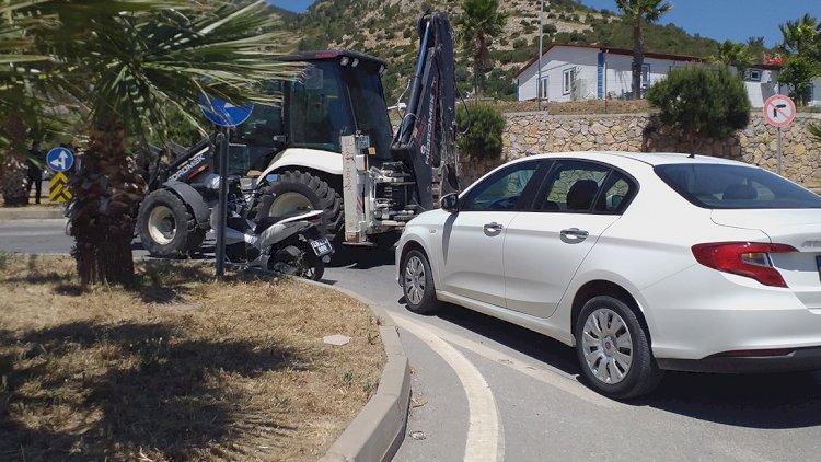 2 Ayrı Kazada, 3 Kişi Yaralandı