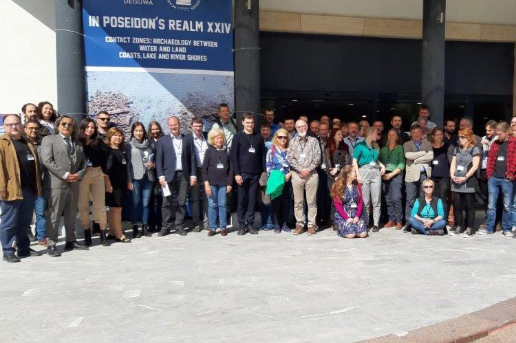 Uluslararası Sualtı Arkeolojisi Kongresi Başladı...