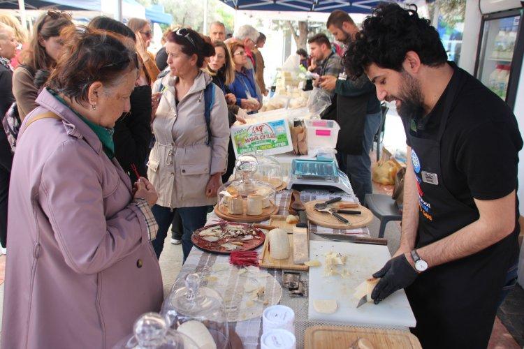 Slowcheese Peynir Festivali Sona Erdi...