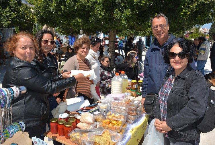 Datça'da Yerel Tohum Şenliği