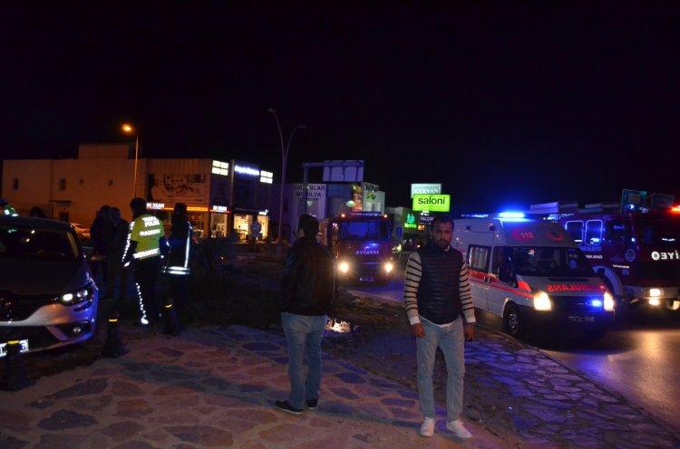 2 Ayrı Kazada 3 Kişi Yaralandı!..