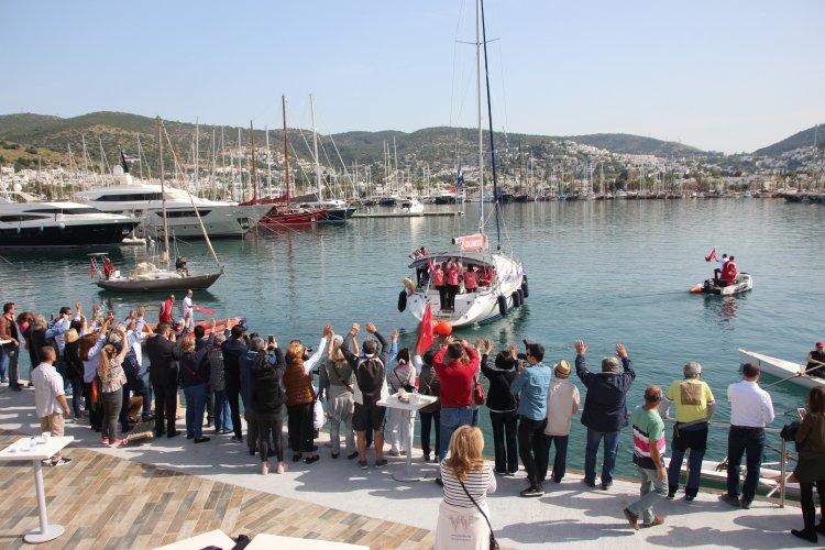 23 Nisan'da 19 Mayıs'a Yelken Açtılar...