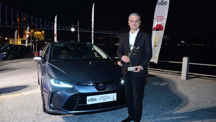 Corolla, Türkiye'de Yılın Otomobili Ödülünü Kazandı