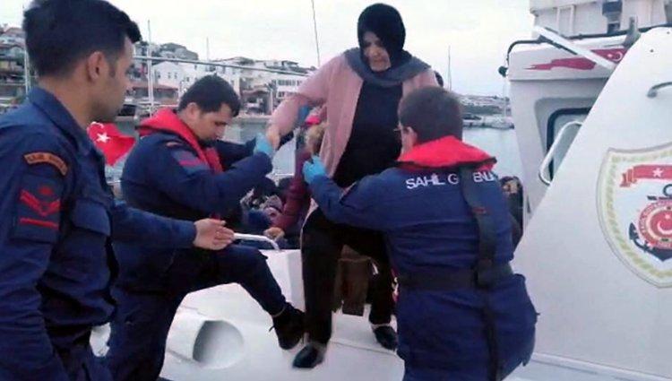 Marmaris'te 28 Kaçak İle 3 Organizatör Yakalandı