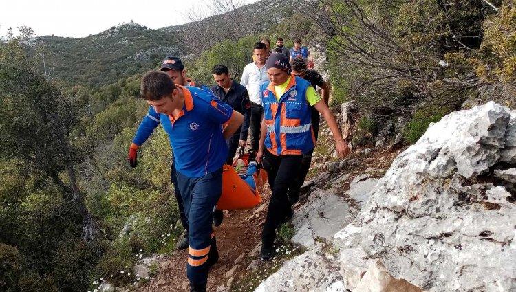 Yamaç Paraşütü Yapan ABD`li Turist Yaşamını Kaybetti!