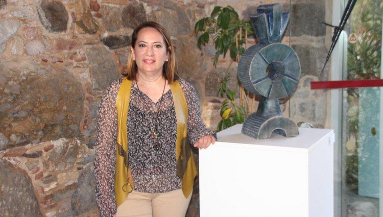 Zöngür'ün Heykel Sergisi Açıldı