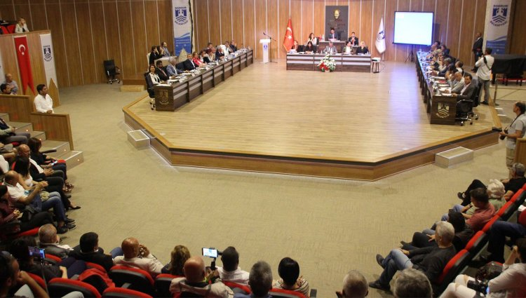 Belediye Meclisi Mayıs Ayı Toplantısını Yaptı