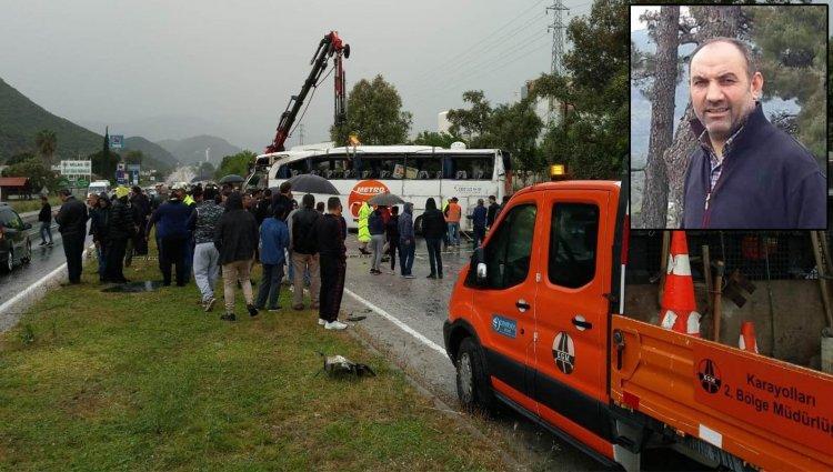Otobüs Kazasında Ölü Sayısı 3'e Yükseldi!..