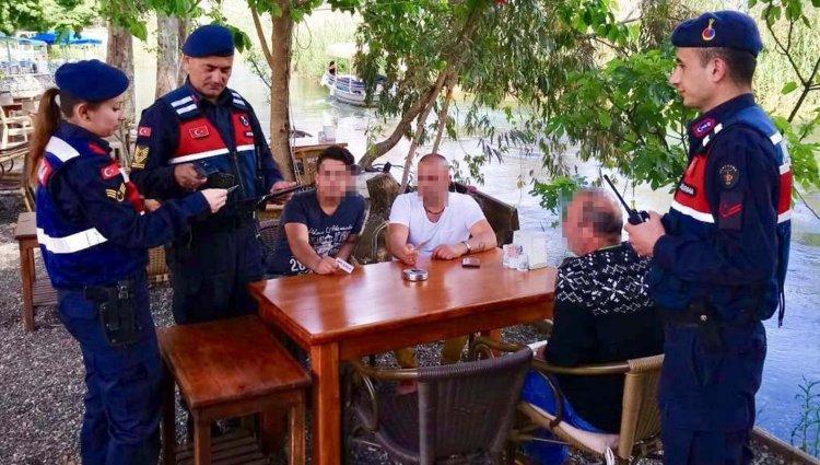 Muğla'da Aranan 27 Şüpheli Yakalandı!