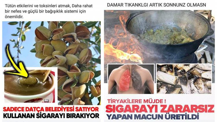 Acı Badem Macunu Hakkında Önemli Uyarı!