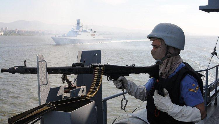 'Denizkurdu-2019', 3 Denizde Eş Zamanlı Başladı...
