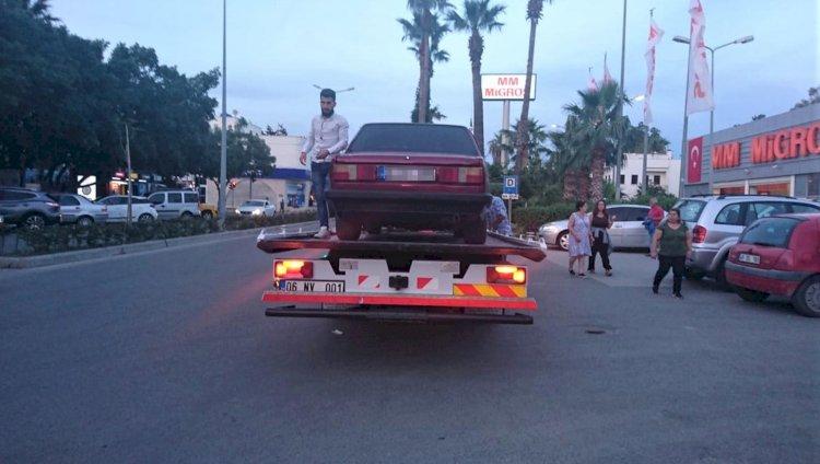Jandarma Trafik Denetimlerini Sıklaştırdı