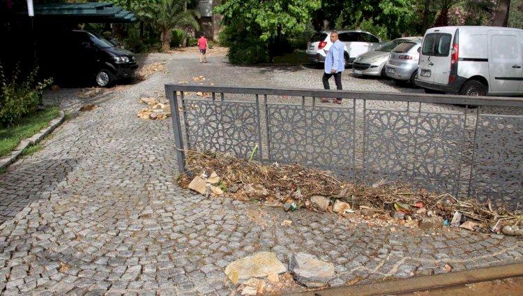 Bodrum'da Yine Bilindik Manzaralar!