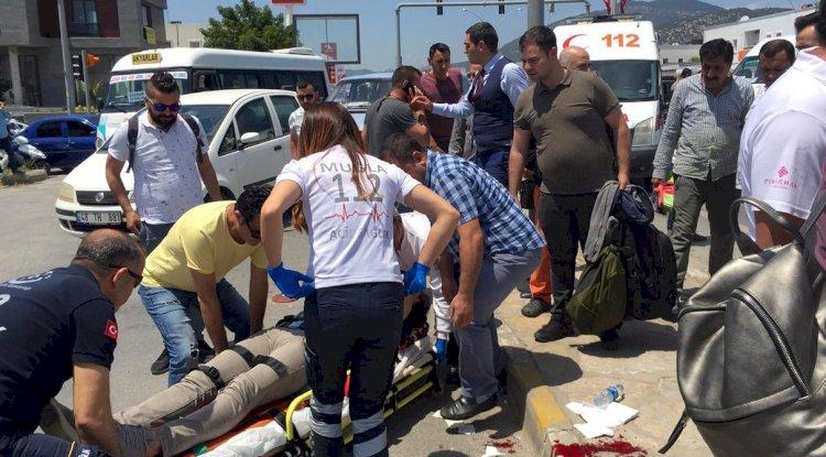 Muğla'da Trafik Kazalarının Sayısı Arttı!