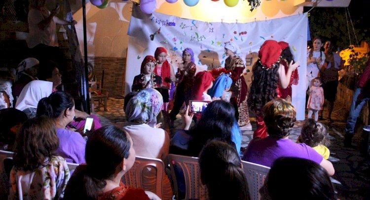 Yakaköylü Çocuklardan Ramazan Şenliği