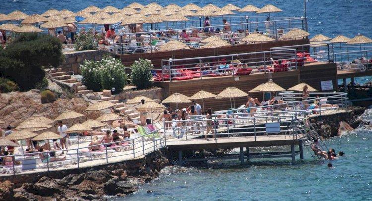 Bakanlığın Halk Plajına Yoğun İlgi