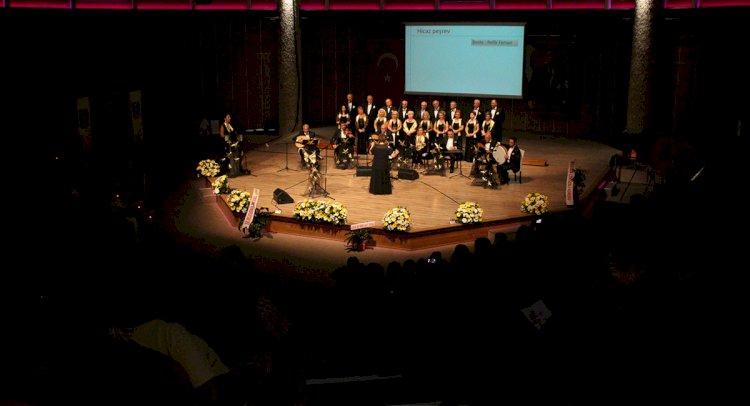 Gündoğan Sanat Korosu Sahne Aldı