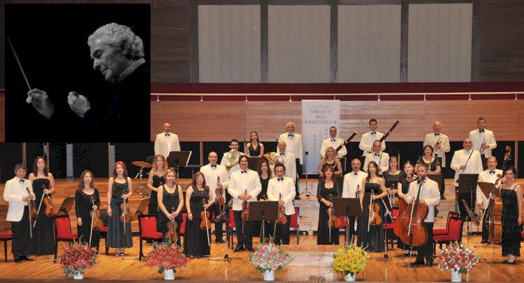 Ünlü Şef, Bodrum Oda Orkestrası İle Sahneye Çıkacak