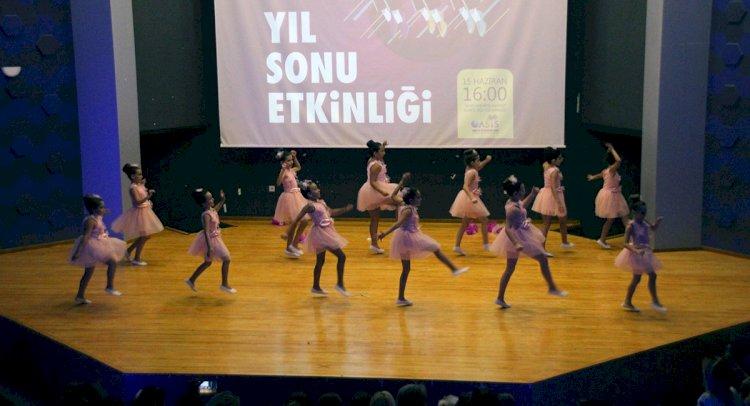Seashine Dans Akademi'den Yıl Sonu Gösterisi