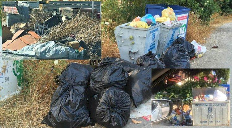 Çöp Konusundaki Şikayetlerde Artış Var!..