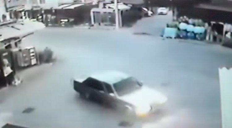 Ehliyetsiz Sürücüye Driftten 10 Bin Lira Ceza!