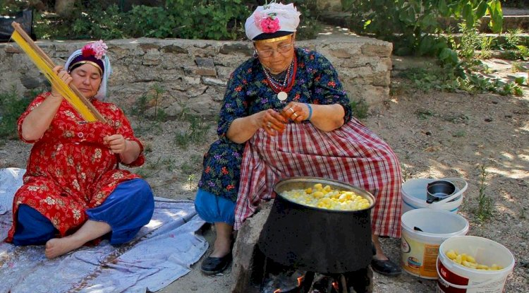 Çomakdağlı Kadınların 5 Asırlık Geleneği