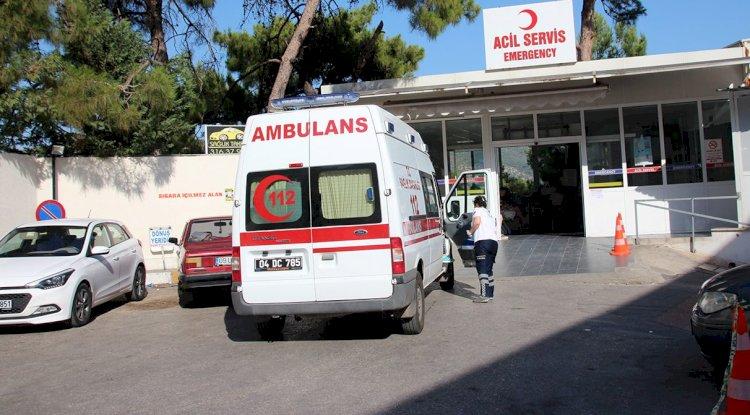 Bodrum'da Silahlı Saldırı: 1 Yaralı!..