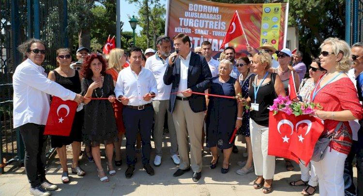 Turgutreis Kültür Sanat ve Turizm Festivali Başladı