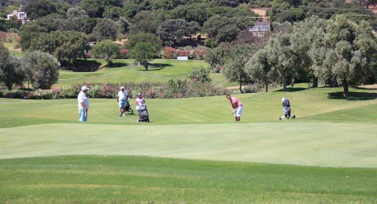 BODTO Golf Cup'ta 80 Sporcu Mücadele Etti