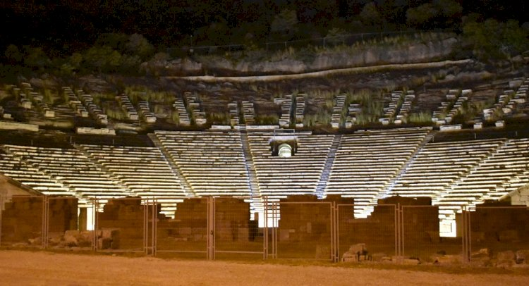 Meclis Antik Tiyatro'da Toplanacak...