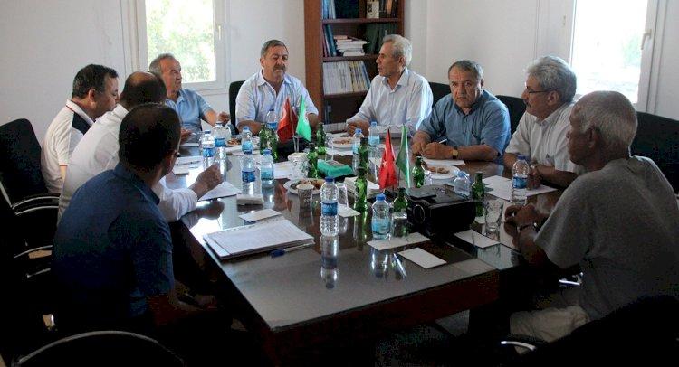 Oda Başkanları Bodrum'da Buluştu
