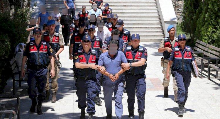 Ormana Ait Tomrukların Usulsüz Satışına 1 Tutuklama