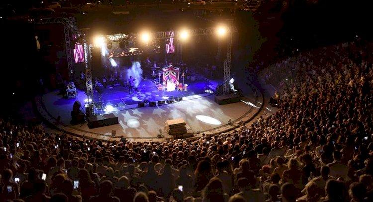 Antik Tiyatro Yaz Konserleri Başlıyor...