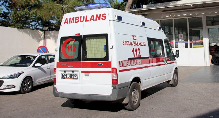 Ambulansı Durdurup Kontrol Eden Şahsa Suç Duyurusu!