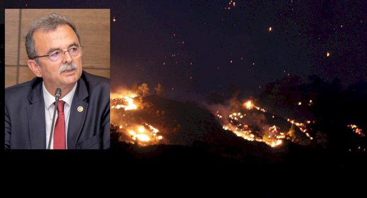 Girgin Yangın Söndürme Uçaklarını Sordu?