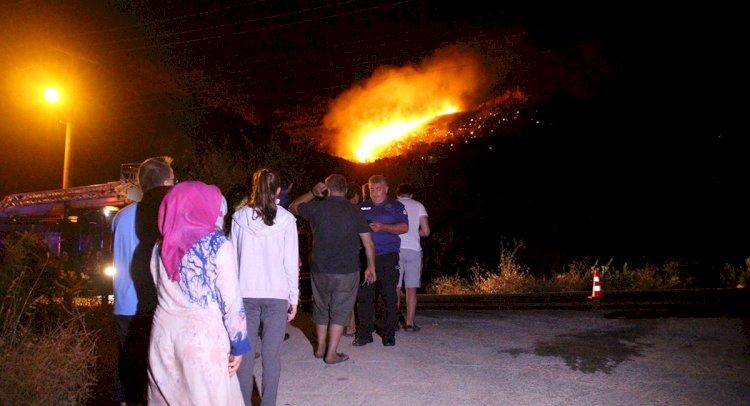 Gürece'de Bir Günde 2 Yangın!..