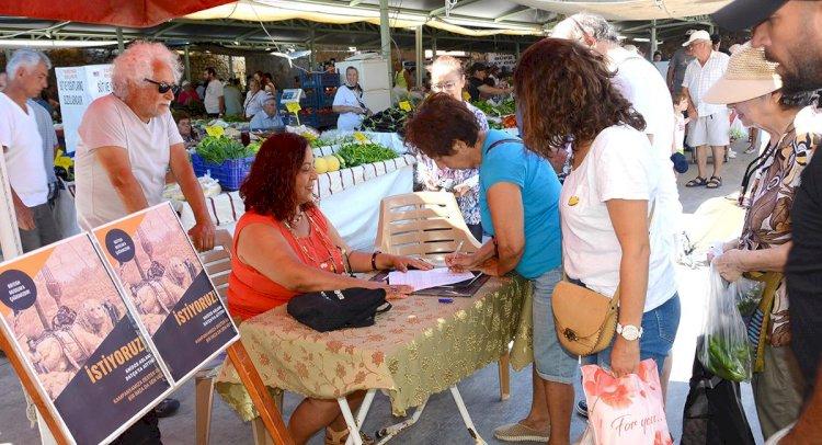 Datça'nın Kültürel Hazinelerinin Kente Dönmesi İçin İmza Kampanyası