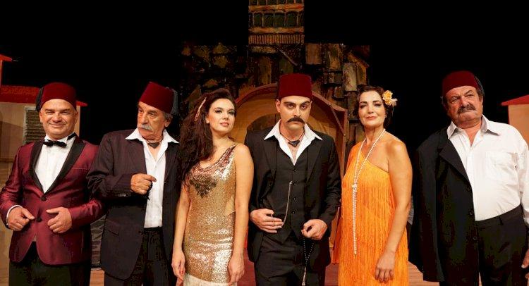 Batakhane Güzeli Antik Tiyatro'da...