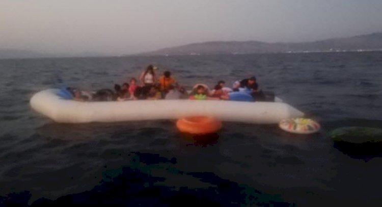 Bodrum ve Datça'da 78 Kaçak Göçmen Yakalandı