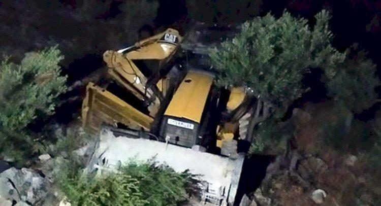 Milas'ta İş Kazası: 1 Ölü!