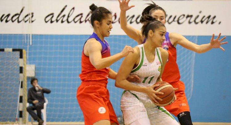 Bodrum Basket Havlu Attı!..