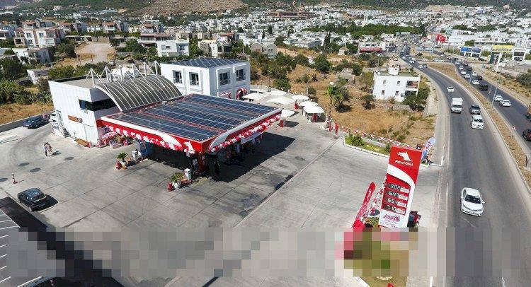 Türkiye'nin İlk Güneş Enerjili İstasyonu