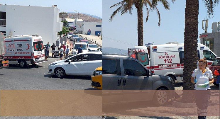 2 Ayrı Kazada, 2 Yaralı!..