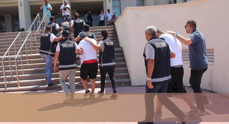 Silahlı Saldırıya 4 Tutuklama!