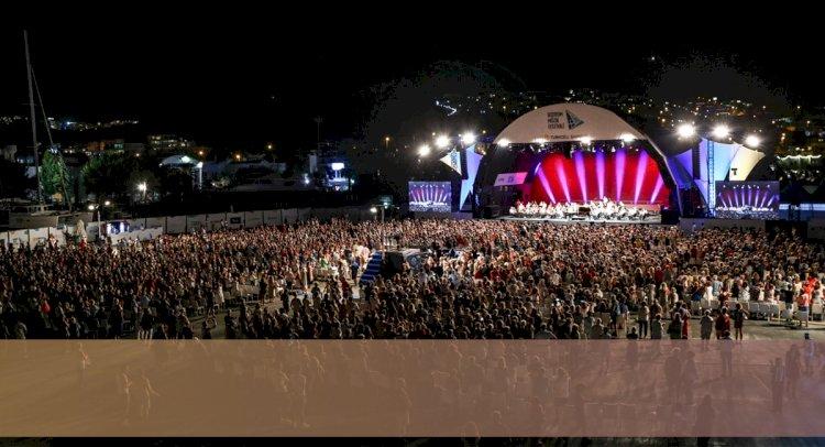 Bodrum Müzik Festivali Başlıyor
