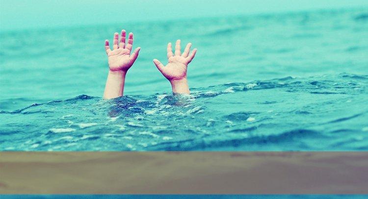 Havuzda Dehşet Anları!